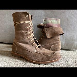 Men's UGG suede boots